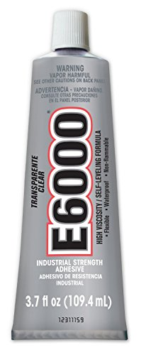 Eclectic Products 220011 2 Pack 3.7 oz. E-6000 High Viscosity