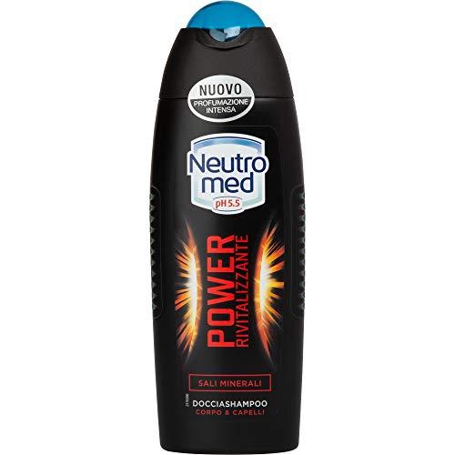 neutromed – docciashampoo, sels minéraux, revitalisante formule avancée – 250 ml