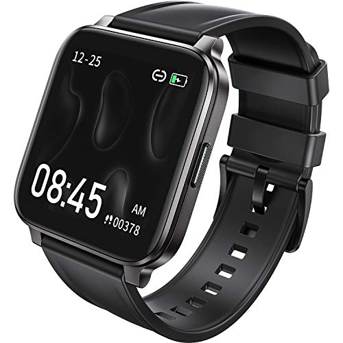 RTAKO Smart Watch Compatible with iPhone Android Phones , Fitness Tracker Watch with...