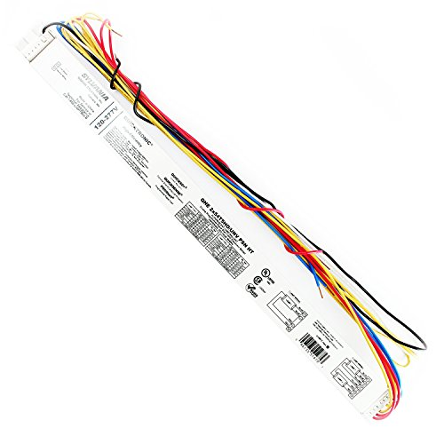Sylvania 51475 - QHE 2x54T5HO/UNV PSN-HT T5 Fluorescent Ballast