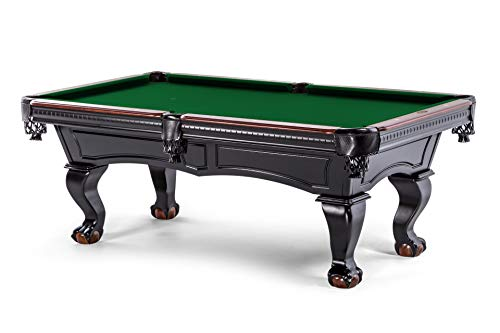 Buy Spencer Marston 7 ft Prato Pool Table - Includes Simonis Green Simonis 860 Cloth and White Glove...