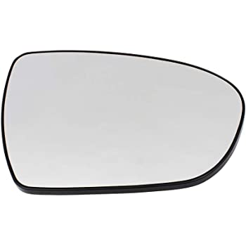 Mirrex 72289 Driver Left Side Replacement Fitting KIA Magentis Optima Mirror Glass 2001 2002 2003 2004 2005 2006