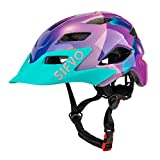 SIFVO Kids Bike Helmet, Youth Bike Helmet,Bicycle Helmets and Sports Helmets for Boys and Girls Aged 5-14. CPSC Certification