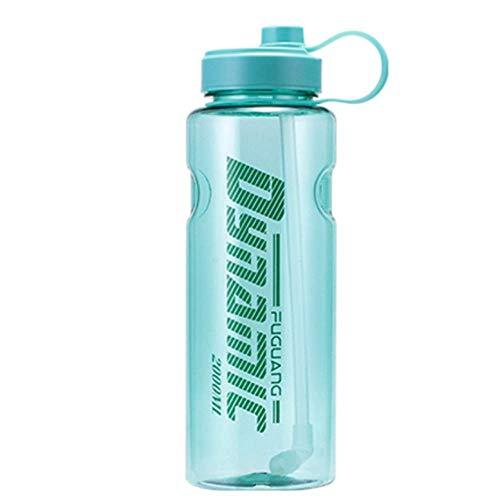 YOUSHANG Bottiglia Acqua, 2000ML, Borraccia Palestra, Bici, Palestra, Chilly Bottle, Termica
