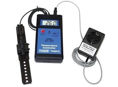 Tunze Temperatur Controller Set °C, Regeltechnik