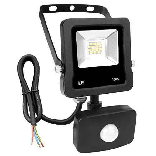 LE Foco Proyector Led exterior Detección Movimiento