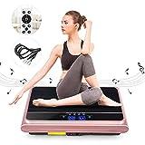 Natini Vibration Platform Machine, Whole Body Vibration Plate Exercise...