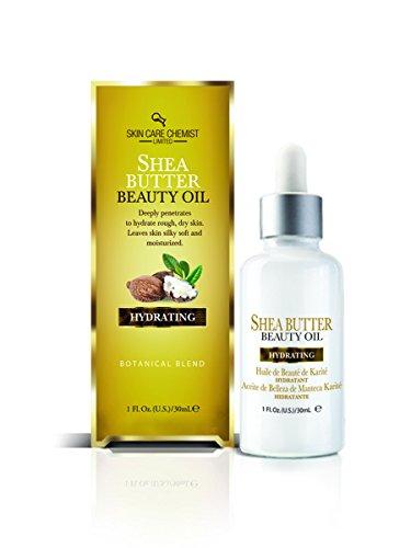Soins de la peau Chimiste le beurre de karité Beauty Oil – Formule hydratante 175 ml