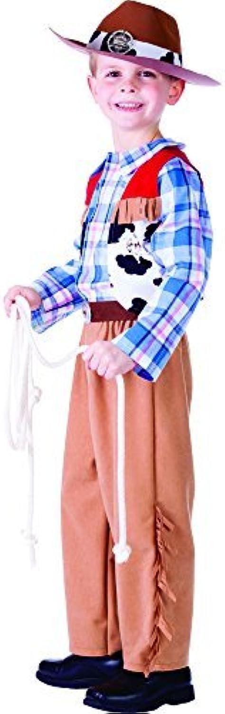 respuestas rápidas Junior Cowboy - Talla Talla Talla Toddler 2 by Dress Up America  bienvenido a comprar