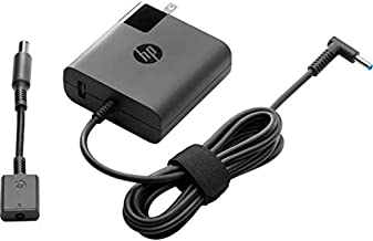 HP 19.5V 4.1A 90W and USB 5V 2A 10W Travel AC Adapter for HP Envy Touchsmart Sleekbook 15 17 M6 M7 Series; HP Pavilion 11 14 15 17, HP Stream 11 13 14, HP Elitebook Folio 1040, HP Spectre X360 13 15