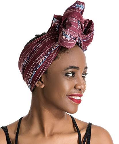 Women Head Wrap Scarf - 70