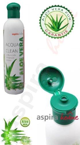 aspira Duftstoff - Raumduft mit Aloe Vera - Duftöl für Wasserstaubsauger - Staubsauger mit Wasserfiter - reinigt die Luft