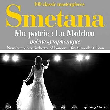 Smetana : Ma patrie, la moldau, poème symphonique (100 classic masterpieces)
