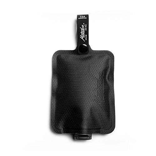 MATADOR FlatPak Toiletry Bottle 1pk Kulturtasche, 10 cm, 0,09 Liter, Black