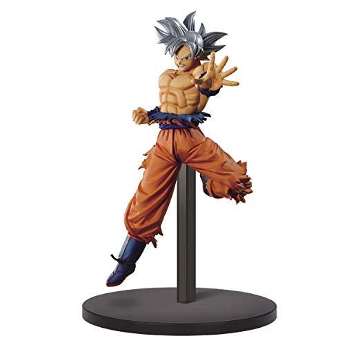 Banpresto - Dragon Ball Super, Figura de Acción, Chosenshiretsuden II Vol.1 Super Son Goku, Ultra Instint (Bandai BP16218)