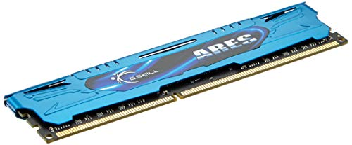 G.Skill F3-2400C11D-16GAB Arbeitsspeicher-Kit, DDR3 16GB PC19200 CL11