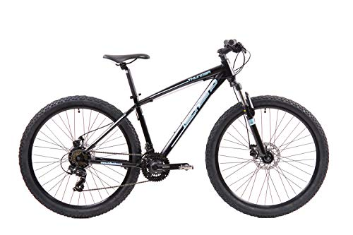 "F.lli Schiano Trueno Bicicleta MTB, Hombre, Azul Negro, 27.5"""