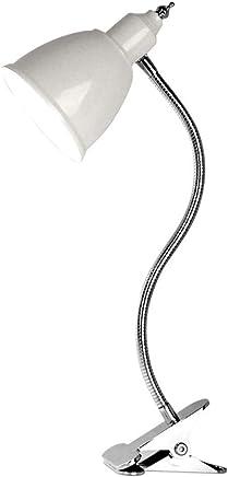 テーブルランプ クリップテーブルランプカレッジの寮の研究アイデスクランプベッドルームベッドサイドランプクリップオンフィルライトLED読書ライト A+ (色 : A)