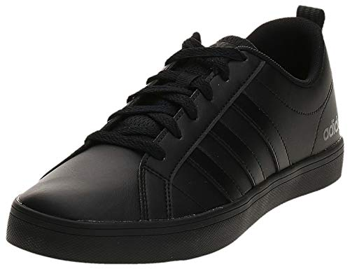 adidas Herren VS Pace Basketballschuhe, Schwarz (Core Black/Carbon S18), 45 1/3 EU
