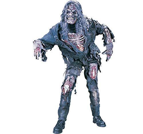 Aptafêtes - CS99178 - Costume 3D Zombie - Taille Unique