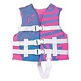 Airhead Children's Trend Life Vest, Hot Pink/Sky Blue (10081-02-A-HPSB)