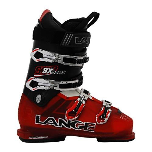LANGE Bota de esquí SX 80 rtl roja/Negra usada