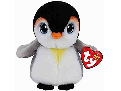 Pongo Pinguin Plüsch 15cm TY Beanie Boos Spiel Spielzeug Geschenk # AG17