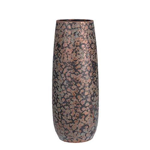 MICA Decorations Vase, Kupfer, H 35 – Ø 17,5 cm