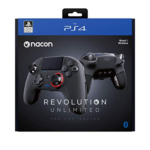 Nacon - Revolution Unlimited Pro Controller (PS4)