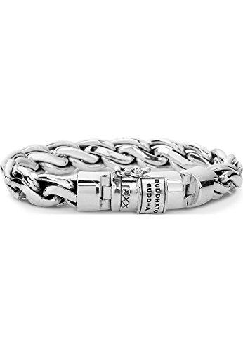 Boeddha to Boeddha Unisex armband 925 zilver One Size 86894424