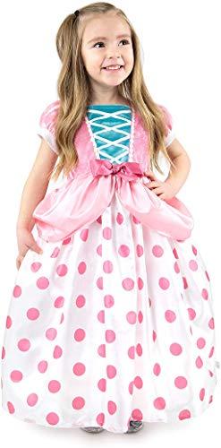 Little Adventures Bo Peep Dress up Costume (Medium)