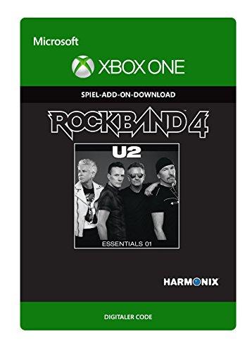 Preisvergleich Produktbild ROCK BAND 4: U2 ESSENTIALS PACK 01 [Xbox One - Download Code]