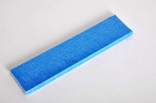 Filtreon, 5 filtri per Daikin KAC998A4E, KAC017A4E, per purificatore d'aria MCK75, MC70L