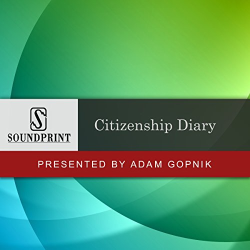 Prelude to Citizenship Diary audiobook cover art