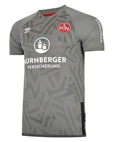 Umbro 1. FC Nürnberg Herren Ausweichtrikot 2019/2020 (XXL)