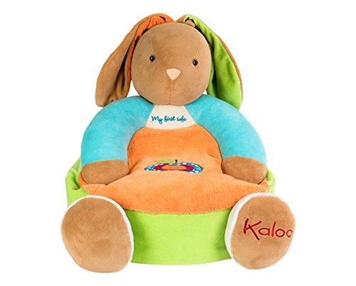 KALOO K963271 - Colors Maxi Peluche Divano per Bambini Coniglio