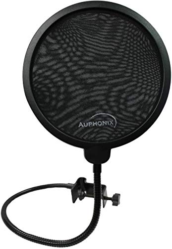 AUPHONIX Pop Filter for Blue Yeti Microphone...