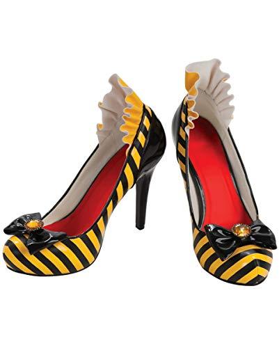 Horror-Shop Abeilles chaussures à l39;arc 39