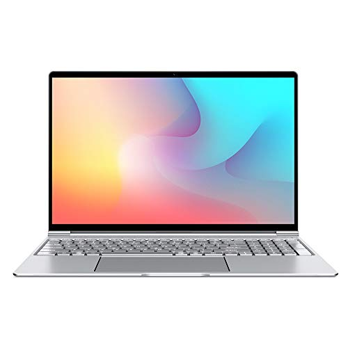 TECLAST F15 Laptop 15.6 Zoll, Intel Gemini Lake, 8GB 256GB, Windows 10, Ganzmetallgehäuse, 1920x1080 Full HD IPS Bildschirm, Zifferntastatur mit Hintergrundbeleuchtung, Dual-WiFi, Großes Touchpad