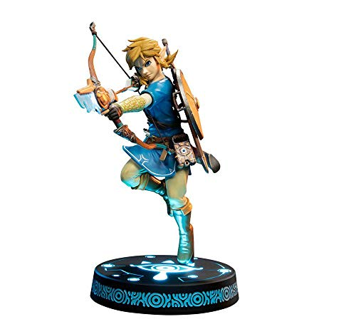 First 4 Figures F4F The Legend of Zelda - Breath of the Wild Link With Bow Collector's Edition PVC Statue (25cm) (BOTWLC)