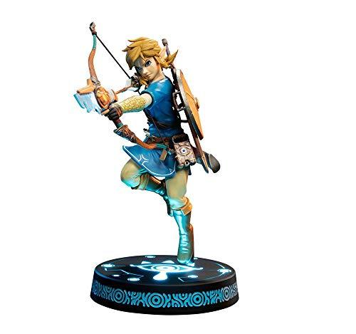 First 4 Figures - Enlace (La Leyenda de Zelda: Breath of The Wild)(Coleccionistas) PVC /Figuras