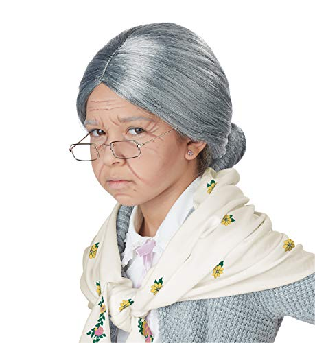 California Costumes Grandma Babushka Kit - Child, Assorted
