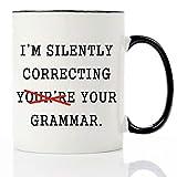 Mecai Coffee Mug-I'm Silently correcting...