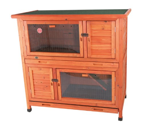 Outdoor Insulated Rabbit Hutch