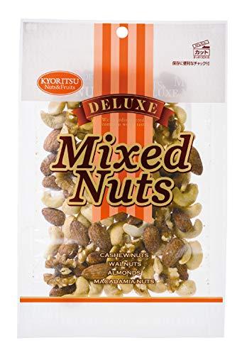 共立食品 デラックスミックスナッツ 140g ×5袋