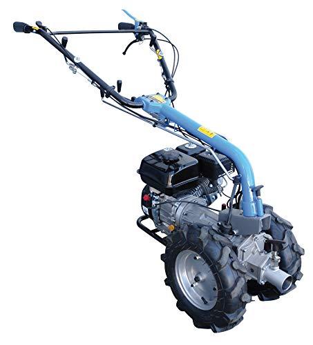 Güde 95187 Motoreinachser GME 6.5 V (4-Takt Güde Power-Engine Motor, 4 Gänge, Zapfwellenbetrieb der Anbaugeräte)