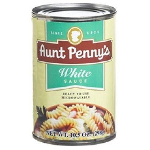 Aunt Penny Sauce White 10 OZ