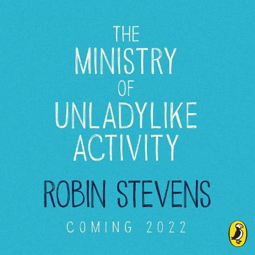 The Ministry of Unladylike Activity cover art