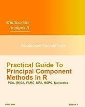 Mejor Principal Component Analysis Book de 2020 - Mejor valorados y revisados