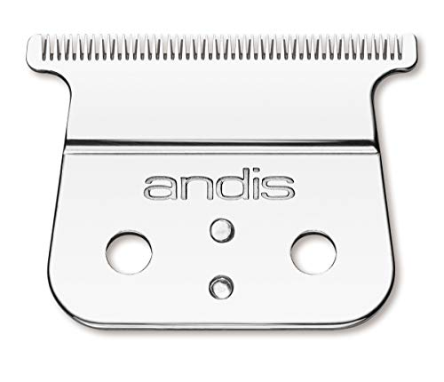 Andis 04555 Cordless T-Outliner Lithium Ion Replacement Deep Tooth GTX Blade - Carbon Steel